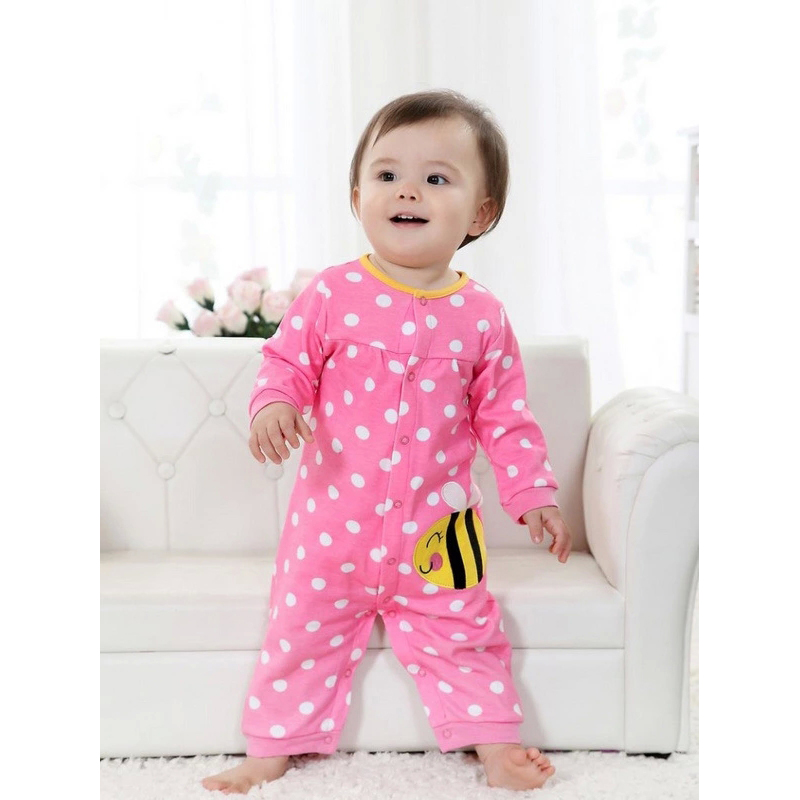 2016 NewSpring Breathable Baby Clothes Baby Girls Long Sleeves Bodysuit Baby Boy Jumpsuit 9colors 1pcs Freeshipping to Russia<br><br>Aliexpress