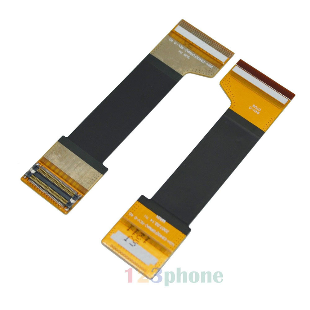 5/ LOT BRAND NEW LCD FLEX CABLE RIBBON FOR SAMSUNG E840 E848 #A-039(China (Mainland))