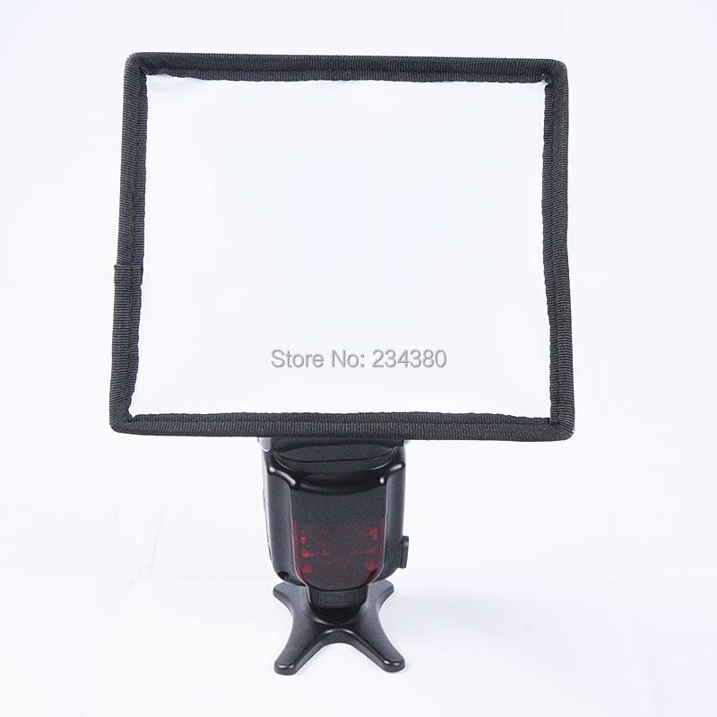 17 x 15cm Flash Softbox Diffuser for SB910/SB900/SB800/SB700/SB600 ...