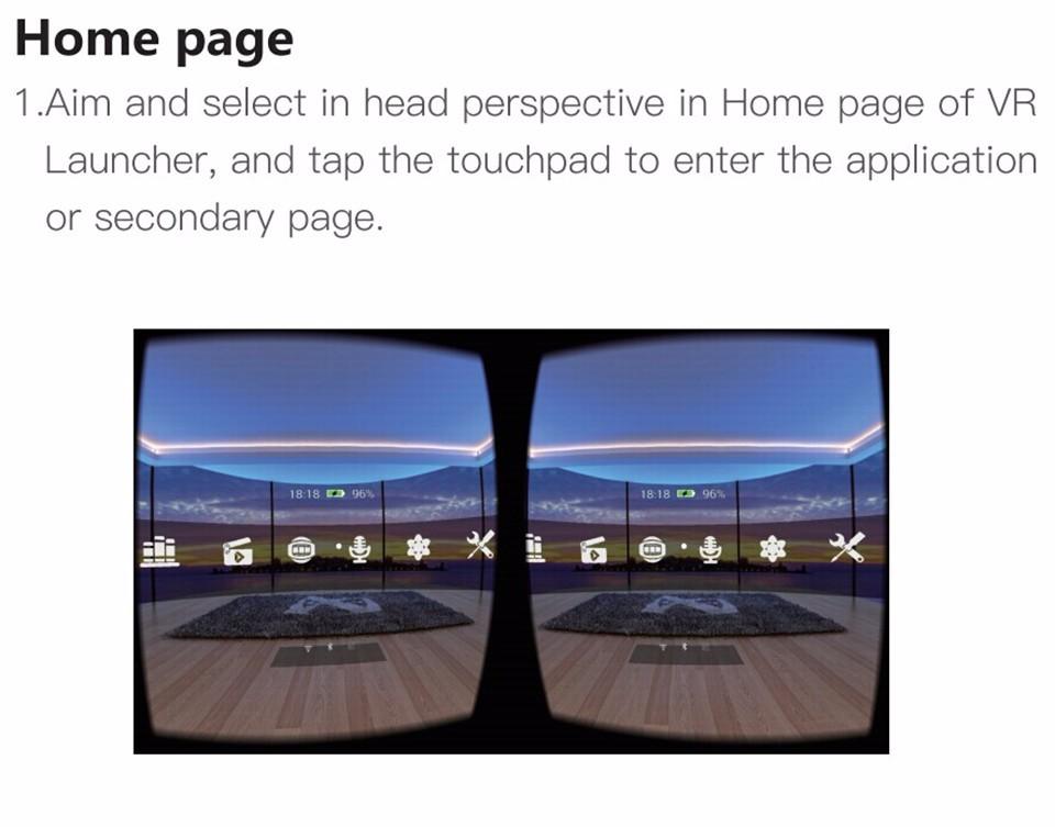 FineFun 2016 Original Android 4.4 Smart 3D Gaming VR Virtual Reality Box Glasses 2.4G Wifi 3D VR Box Bluetooth 4.0 Smart VR Box
