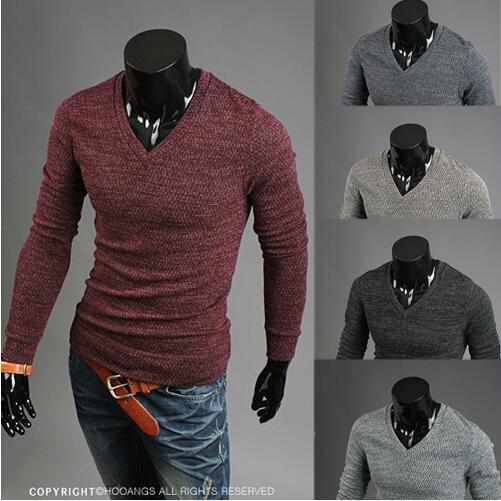 Мужской пуловер VSKA v/Men /Men T33