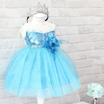 Девочки дети принцесса ну вечеринку велюр цветок звезды аксессуары платье полный платья