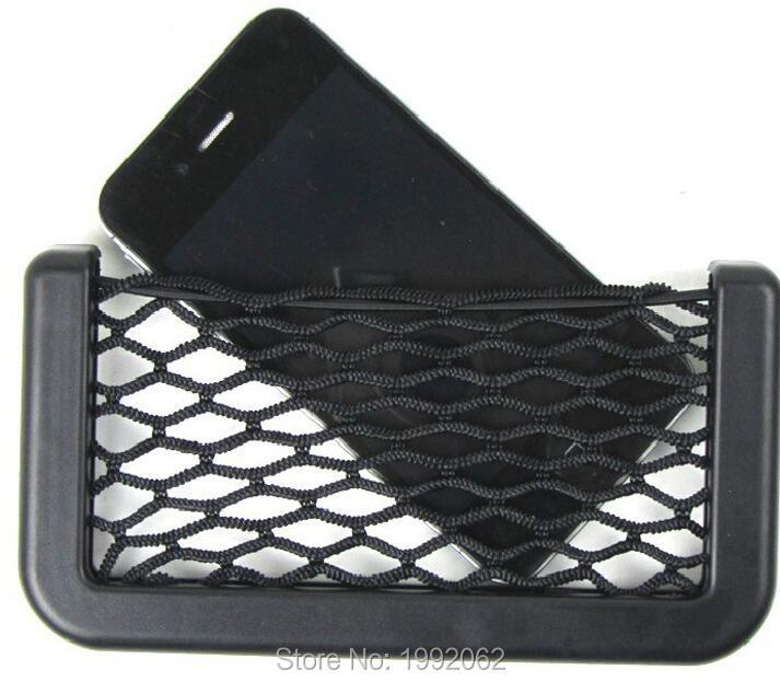 Car storage net bag 15 * 8cm creative automotive supplies car car mesh debris storagefor Lexus NX Lifan 620 X60(China (Mainland))