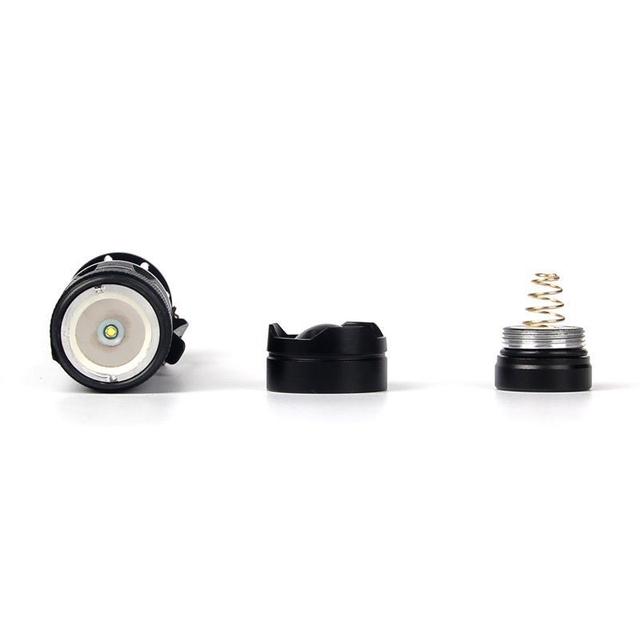 2000 Lumens Waterproof LED Flashlight