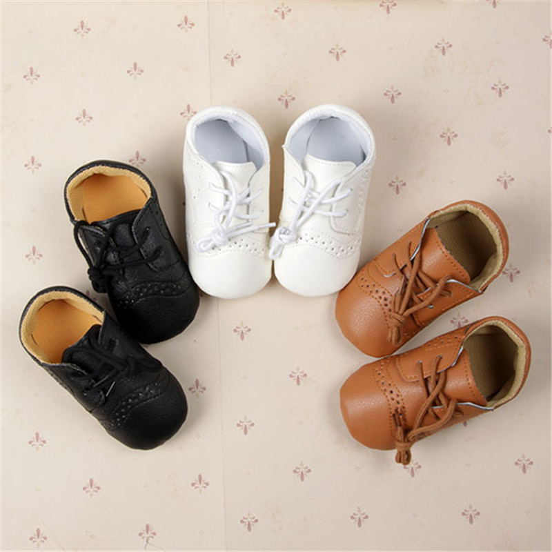 Leather Baby First Walkers Antislip First Walkers For Baby Boy Girl Genius Baby Infant Shoes(China (Mainland))