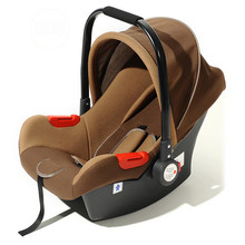 Portable Child Car Safety Seat  Baby  seat Children's Chairs in the Car Practical Baby Cushion(China (Mainland))