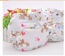 New angel doll baby diapers Cotton air leak proof Refused to red fart fart/cloth diaper/reusable diapers(China (Mainland))