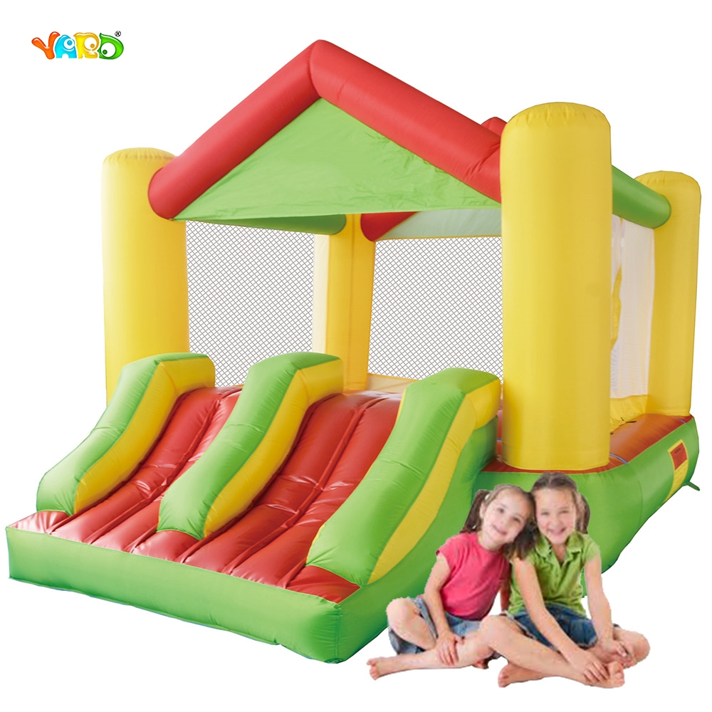 YARD Home Use Inflatable Bouncers Outdoor Indoor Jumping Toys for Kids Special Offer for European Countries(China (Mainland))