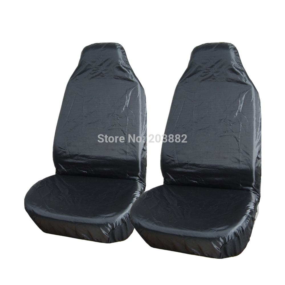Car Seat Covers Waterproof Black