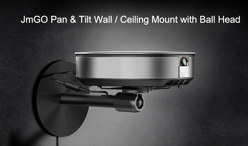JmGO Projector Wall Ceiling Mount Bracket Stand