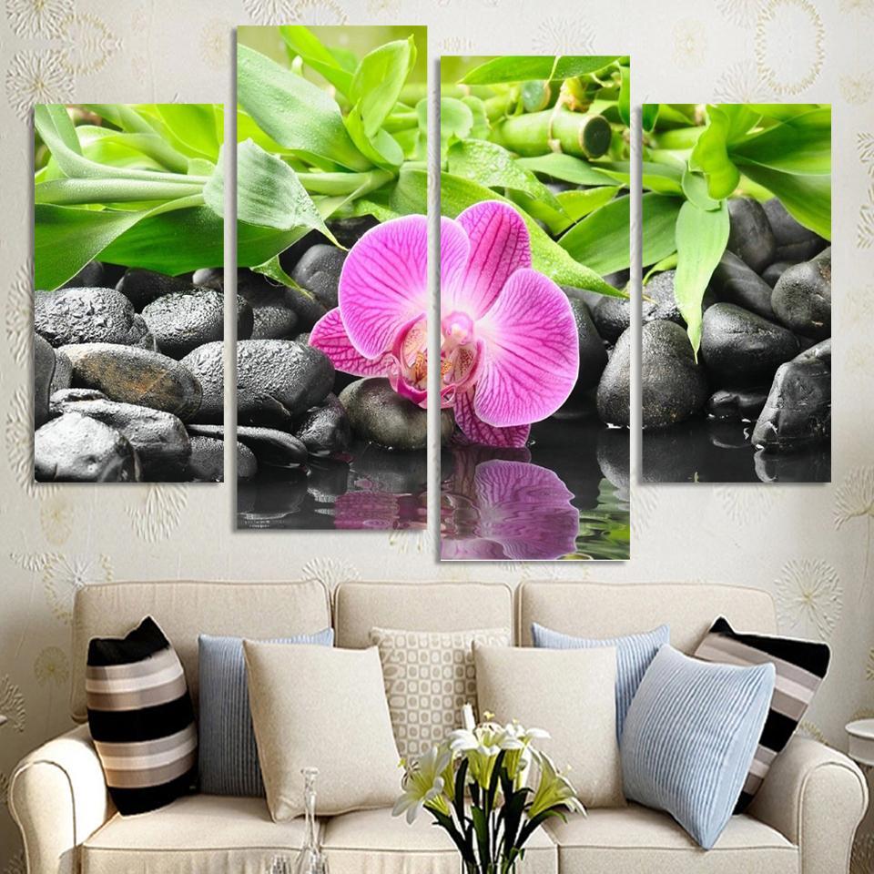 peinture orchid e promotion achetez des peinture orchid e promotionnels sur. Black Bedroom Furniture Sets. Home Design Ideas