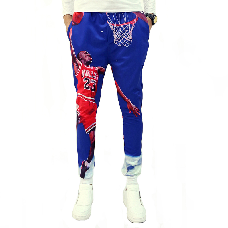 Excellent  Women39s Joggers Pants 3D Print Jordan Basketball Jogging Sweat Pants