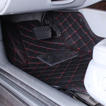 ANDY fit car floor mats for Lexus CT200h GS ES250/350/300h RX270/350/450H GX460h/400 LX570 LS NX 3D car-styling carpet liners