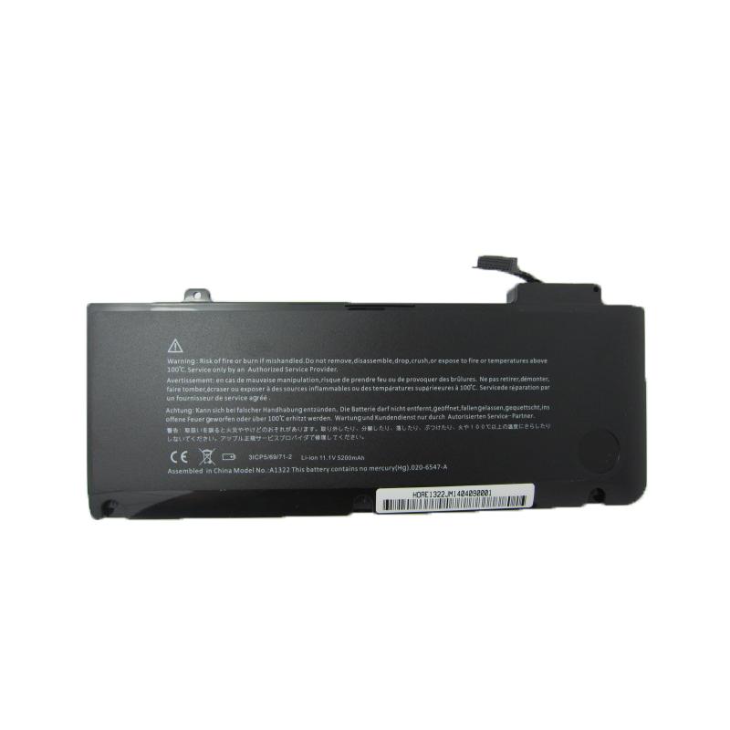 batterias notebook laptop battery for APPLE A1278 (Mid 2009 Mid 2010 Early 2011) MB991LL/A MC374LL/A MC375LL/A A1322(China (Mainland))