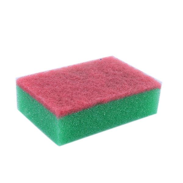 High Quality! 10PCS Cleaning Sponges Universal Sponge Brush Set Kitchen Cleaning Tools Kit(China (Mainland))