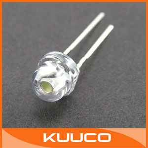 100PCS/LOT, Round LED Diode, WHITE 5mm LED Diode, 5MM Round LED #010037