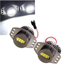 Buy 2Pcs 64W XENON LED Angel Eyes Light BMW E90 E91 325i 328i 330i 335i 335xi Bulb 6000k White Angel Eyes Light for $32.12 in AliExpress store