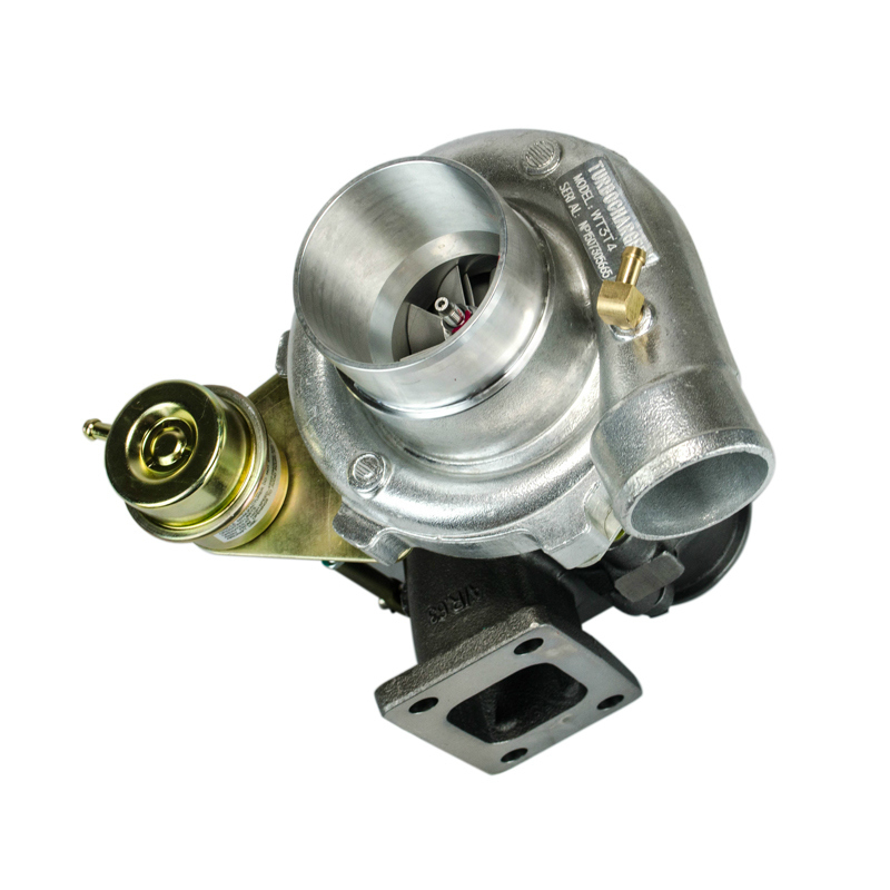 "VR RACING-TURBOCHARGER T3/T4 INTERNAL WASTEGATE A/R:.60 cold,.63 hot  t3 flange ""V"" BAND VR-TURBO39"