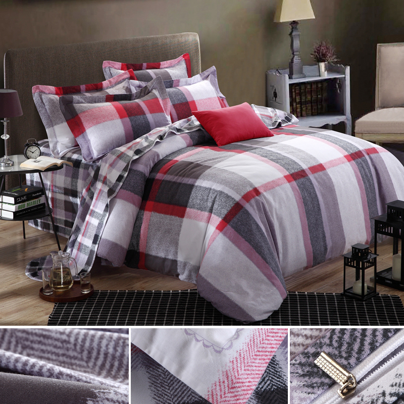 New 2014 Euro Fashion Cozy Bedding Sets 100% Cotton Home