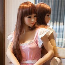 145cm lifelike sex doll Love Doll With Pussy Oral Anal Sex sex toys for men 2015 New Japanese real silicone sex dolls(China (Mainland))