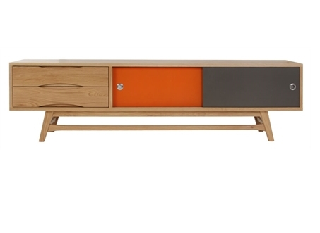 Tv cabinet scandinavian furniture designer furniture for Danish design meubels