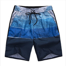 Buy 2017 New High Mens Shorts Quick Dry Board Shorts Summer Beach Homme Bermuda Short Pants for $8.83 in AliExpress store