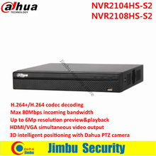 Buy Dahua NVR NVR2104HS-S2 / NVR2108HS-S2 4/8 Channel Compact 1U Lite Network Video recorder 6Mp Recording Onvif Network for $103.60 in AliExpress store