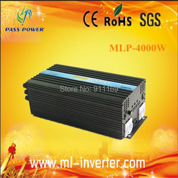 CE RoHS Approved DC24v TO AC100v--240v 4KW Solar Inverter Off Grid Power Inverter(China (Mainland))