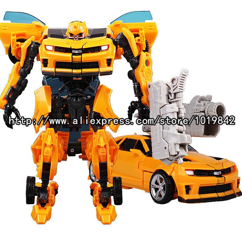 New Optimus Prime Robot