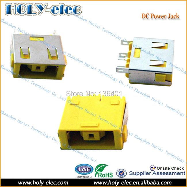 30pcs/lot Original new DC power jack charging port connector for Lenovo IdeaPad Yoga2 Pro 13(PJ578)(China (Mainland))