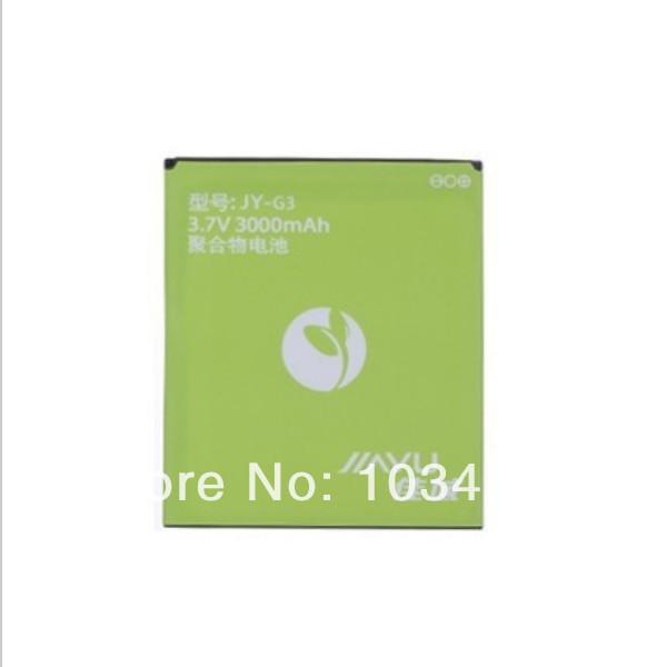 jiayu g3 3000mAh Battery For jiayu g3 smartphones Free shipping(China (Mainland))