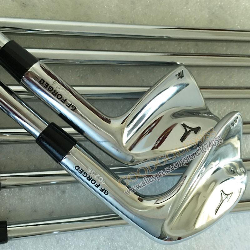 New <font><b>Golf</b></font> Clubs MP-5 <font><b>Golf</b></font> irons Set 3-9P with Steel <font><b>Golf</b></font> shaft irons clubs Free Shipping