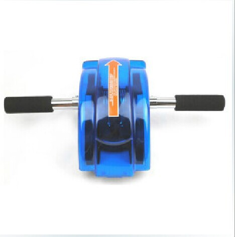 2016 4 wheels swadisthan home fitness equipment ship AB environmental ABS wheel power roller(China (Mainland))