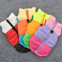 Buy Dog Cat Coat Jacket Pet Supplies Clothes Winter Apparel Clothing Puppy Costume for $2.63 in AliExpress store