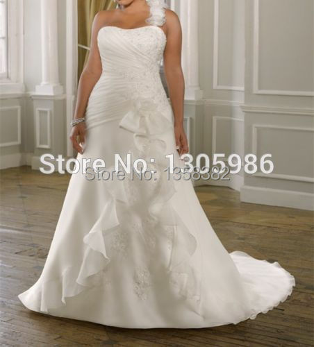 Ivory white lace wedding dress bridal gown custom plus for Size 24 dresses for wedding