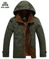 2016 Brand AFS Jeep jacket men top quality European mens military jacket coat casual casaco cargo