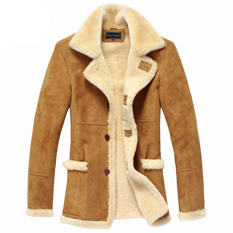 Купить Зимнюю Куртку На Овчине Мужскую