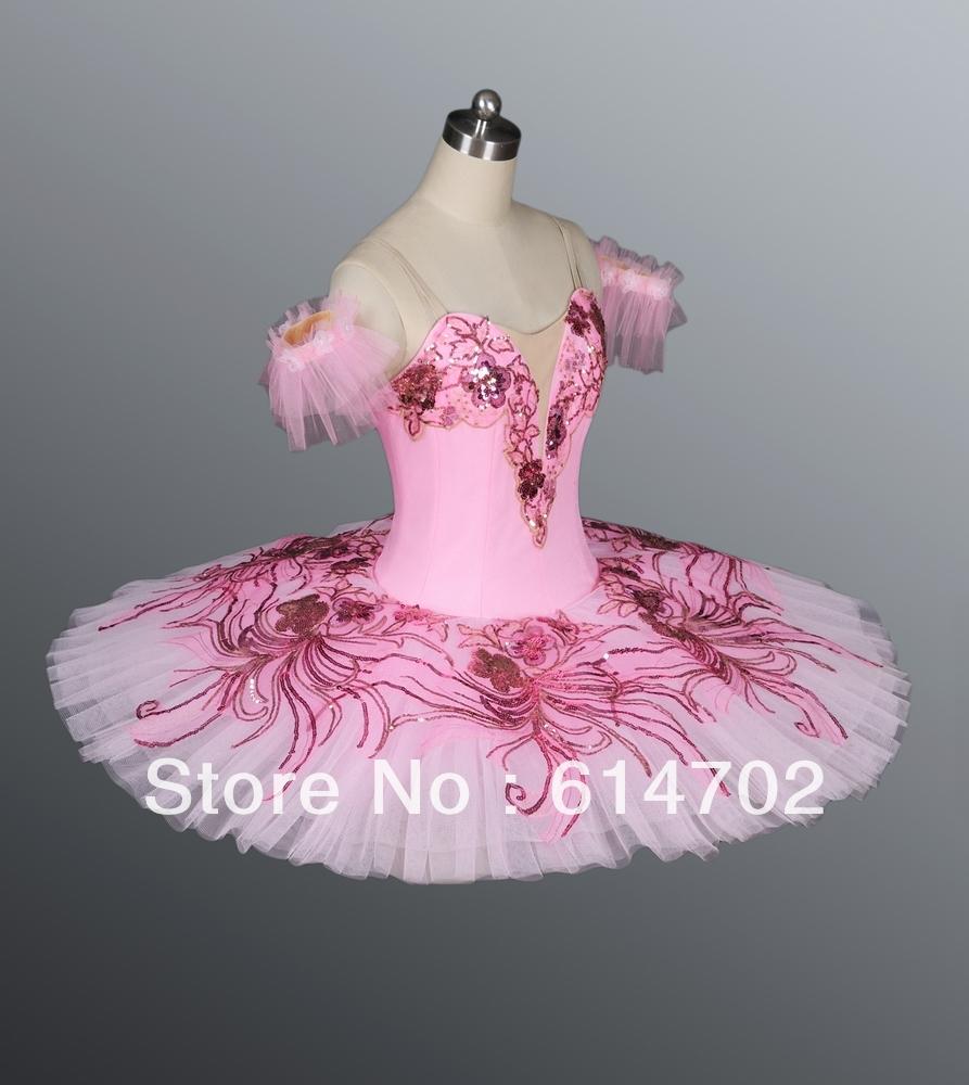 Aliexpress.com : Buy Adult pink classic ballet tutu, dance ...
