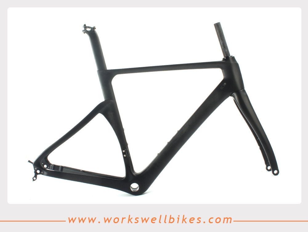 2016-2017New design Disc Brake road bikes Toray carbon frame QR AXLE /Thru-AXLE Two years time warranty(China (Mainland))