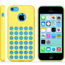 5C Capa Fresh Colorful TPU Case For Apple iphone 5C Soft Flexible Original Style Back Shell Cellphone Cover Case For iphone 5C(China (Mainland))