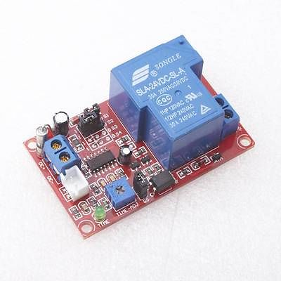 24V Normally closed trigger switch off trigger delay relay module(China (Mainland))