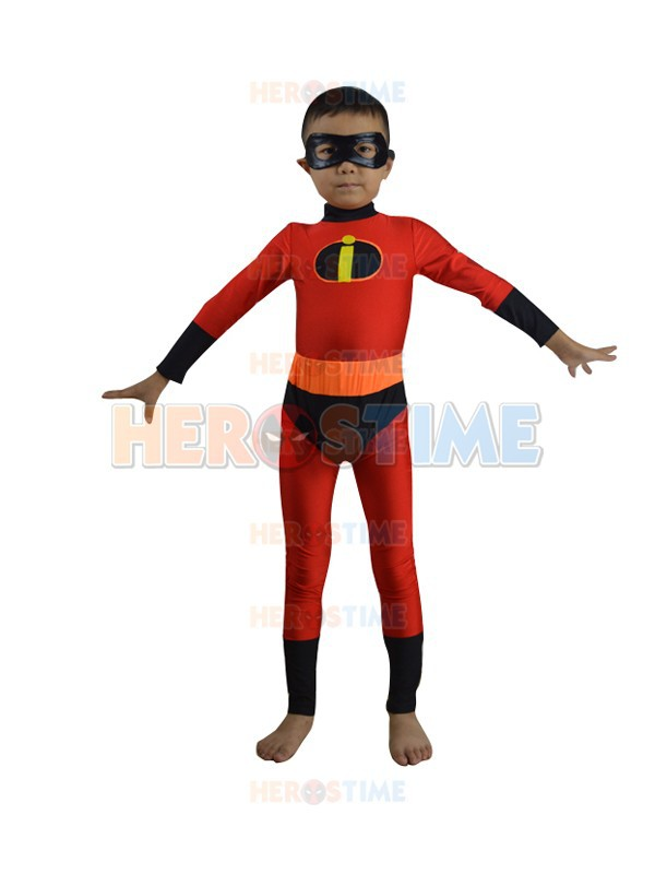 Incredibles Dash Costume Kids The Incredibles Dash