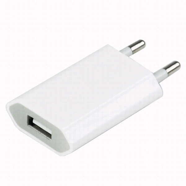 1000pcs/lot High Quality EU AC Wall Charger USB Power Adapter Plug For iPhone Mobile Phone Smartphone