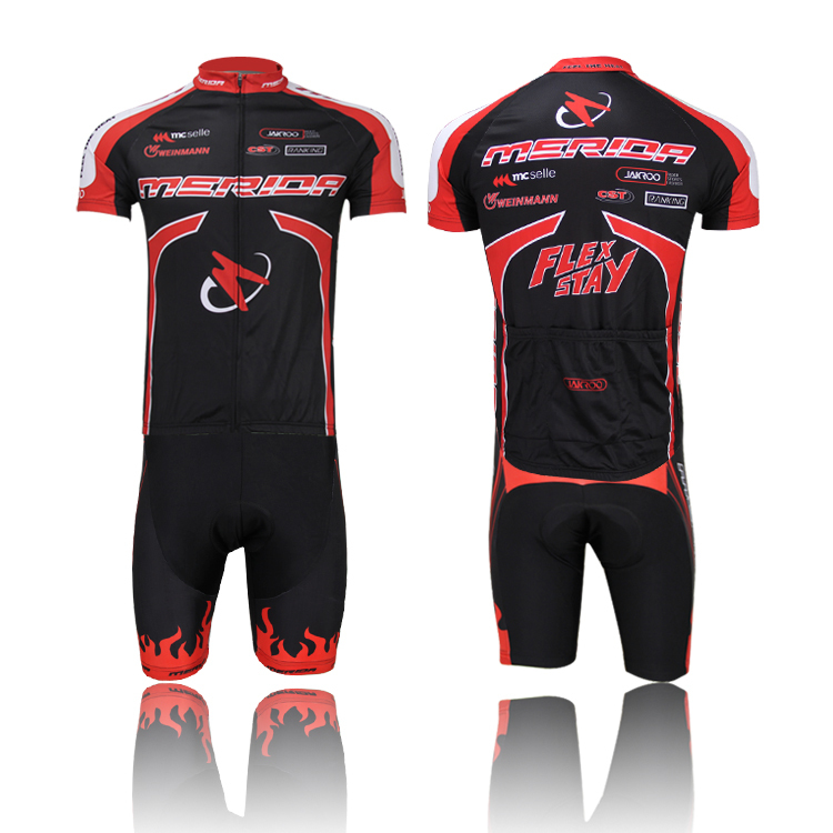 2015 Sportwear Team Cycling Jerseys short sleeve Cycling clothing bicycle bike jersey or Cycling jersey sets quick dry