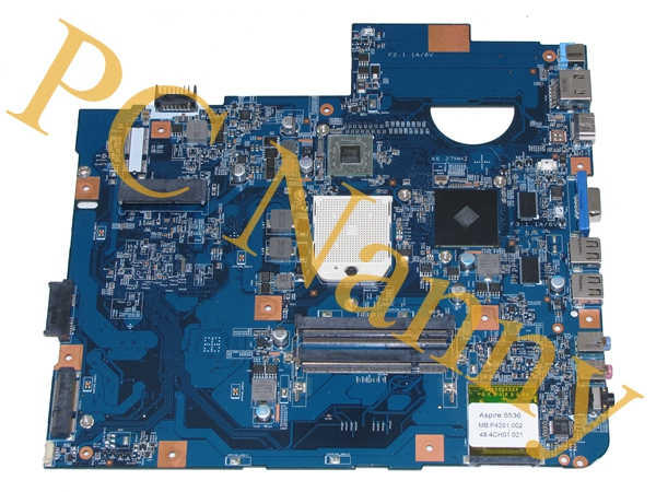 FOR ACER ASPIRE 5536 JV50-PU mbp4201002 48.4CH01.021 MOTHERBOARD AMD CPU NON-INTEGRATED(China (Mainland))