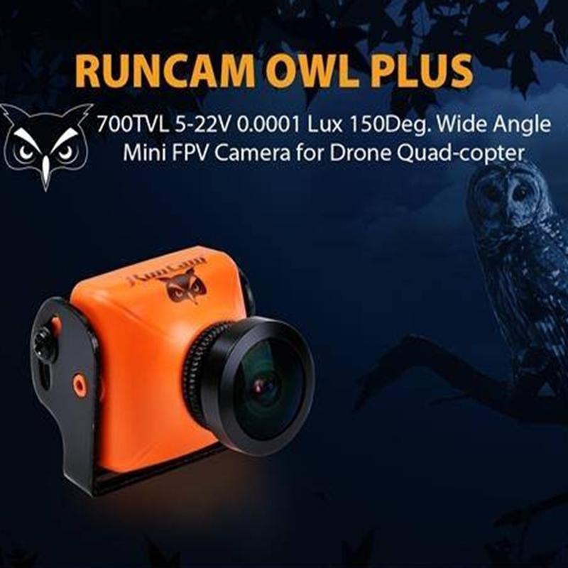 Mini Camcorder Digital Camera 700TVL 0.0001 LUX FPV Camera FOV Wide Angle F2.0 lens IR Blocked 5-22V For Drone Quadcopter QAV-R(China (Mainland))