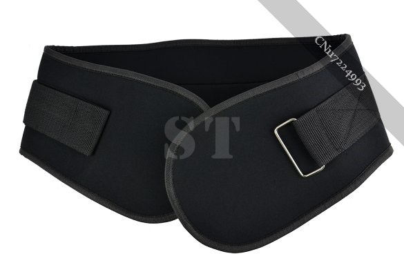 Weight Lifting Belt Gym Back Support Power Training Work Fitness gorgeous