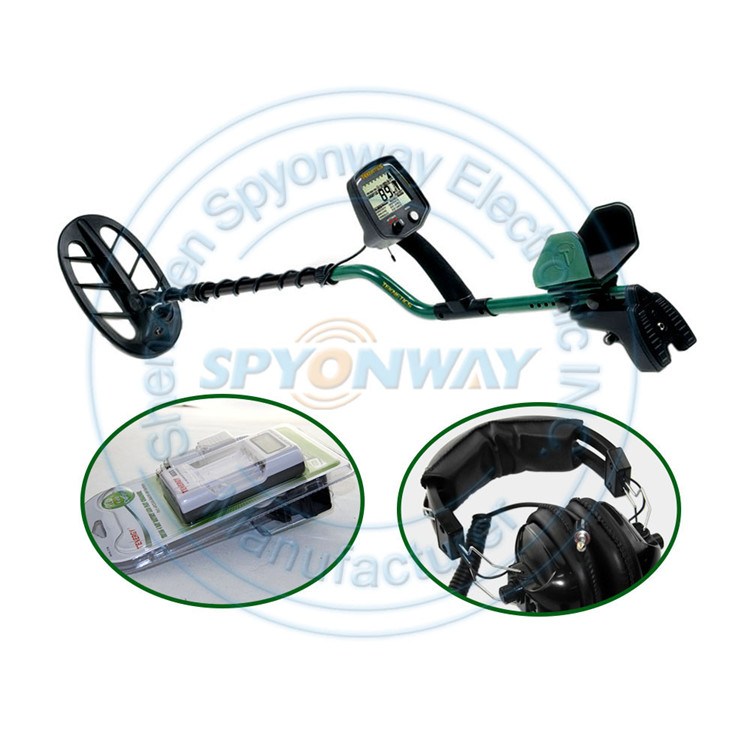 Hot sales deep earth search gold finder, underground  t2 metal detector for treasure hunting