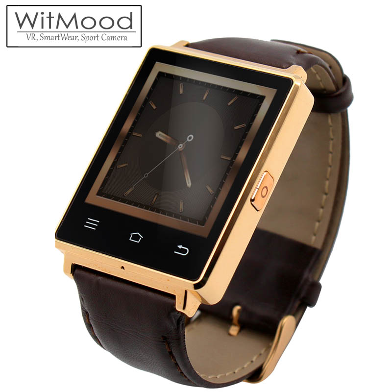 No.1 D6 1G RAM 8G ROM Quad Core 3G mtk6580 Smart Watch Android 5.1 Wear WiFi GPS Smartwatch no.1 d6 FM Radio smart watch 2016(China (Mainland))