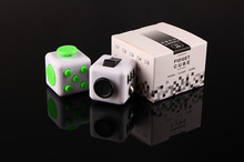 Buy Fidget Cube Toys 11 Style Original Puzzles & Magic Cubes Anti Stress Reliever Children Adults for $2.50 in AliExpress store